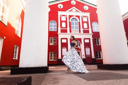 Первый показ Anastasia Kovall в Казахстане