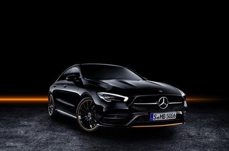 Новое купе Mercedes-Benz CLA. Автомобильный интеллект во всей красе