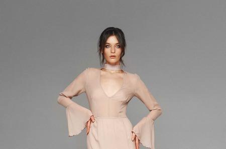 Модный бренд SMYR MADINA представил лукбук новой коллекции