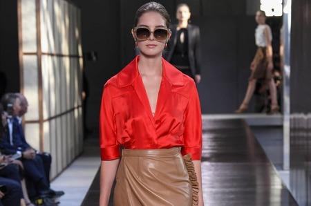 Неделя моды в Лондоне: Burberry. Весна, 2019