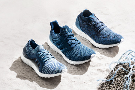 Adidas и Parley for the Oceans продолжают эко-коллаборацию