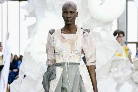 Неделя моды в Париже: Andreas Kronthaler for Vivienne Westwood. Весна, 2019