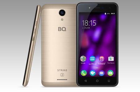 В линейке российского бренда BQ пополнение новым смартфоном BQ-5057 Strike 2