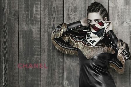 Gервые кадры рекламной кампании Chanel с Кристен Стюарт  (Kristen Stewart)