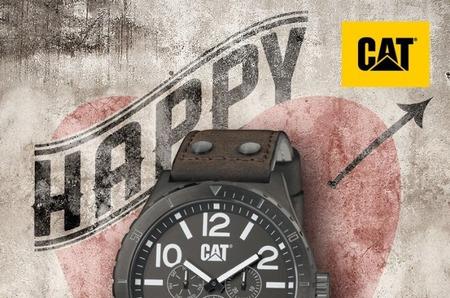 Бренд Caterpillar презентовал новые часы ко Дню Всех Влюбленных