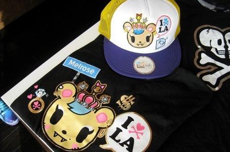 Токидоки (Tokidoki) открывает свой первый бутик в Лос-Анджелесе