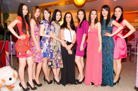 Jana Segetti представила в Казахстане круизную коллекцию SS 2012