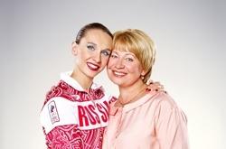Наталья Ищенко и ее мама присоединяются к кампании P&G «Спасибо, мама!» в преддверии Олимпийских игр 2016 в Рио-де-Жанейро