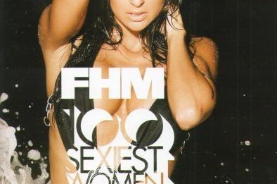 Рейтинг TOP 100 журнала FHM. Анна Фрэш