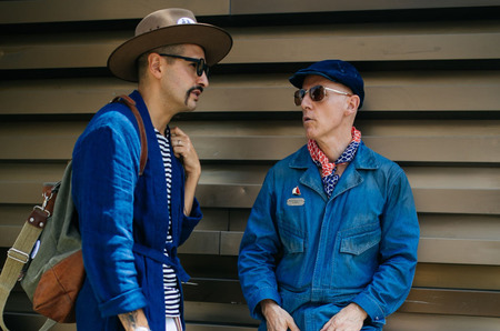 Стритстайл: Как одевались парни на Pitti Uomo 96
