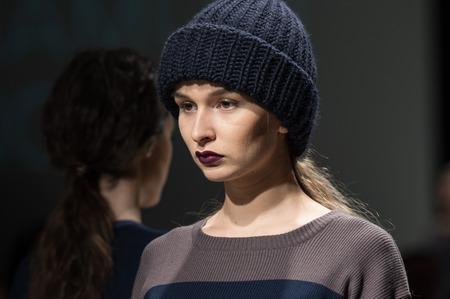 Показ CINNAMON CONCEPT осень-зима 2017-18 в рамках Riga Fashion Week