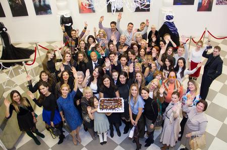Арт-центр «Vauxhall» и Ольга Зиновская представляют фотовыставку «Аксиома красоты»