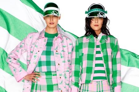 United Colors of Benetton предлагает вспомнить учебную программу