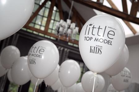 В Москве состоялся четвертый детский фестиваль «Little Top Model of Russia».