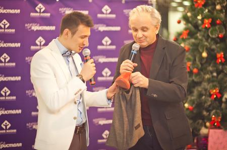 Российские звезды провели аукцион личных вещей  в помощь больному ребенку