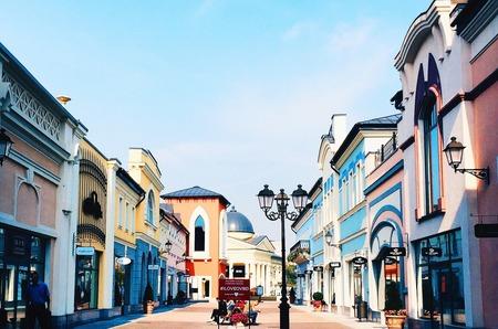 В Outlet Village Белая Дача открылся магазин бренда женской одежды M.REASON!