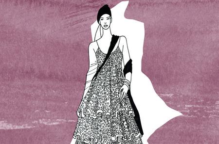 Мода последних лет на выставке в Эрмитаже