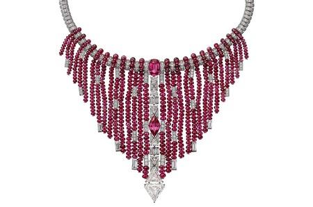 Коллекция haute joaillerie от Cartier