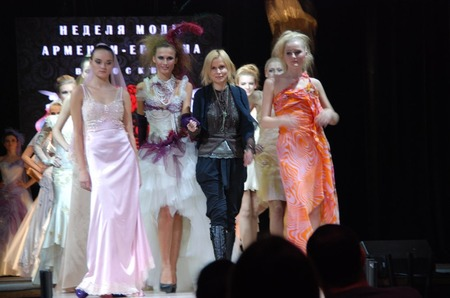IrisRose на Armenian Fashion Week