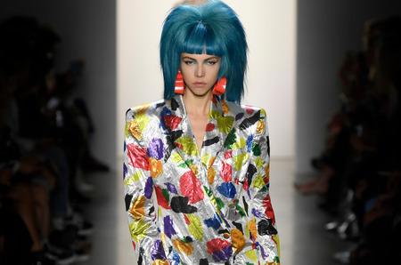 Неделя моды в Нью-Йорке: Jeremy Scott. Весна, 2020