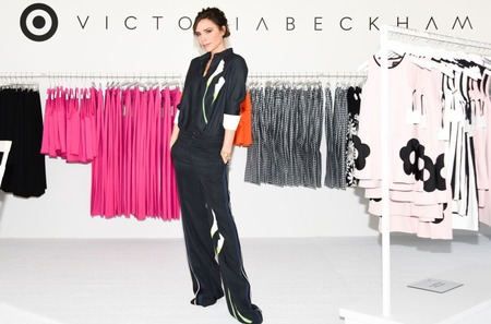 Гости презентации капсулы Victoria Beckham for Target