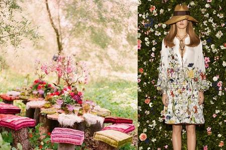 Chelsea Flower Show 2014 покажет сад по мотивам Gucci
