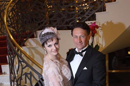 Наталья толстая вышла замуж!