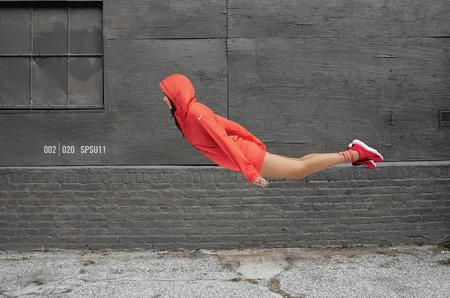 "Nike говорит гравитации ""нет""!"