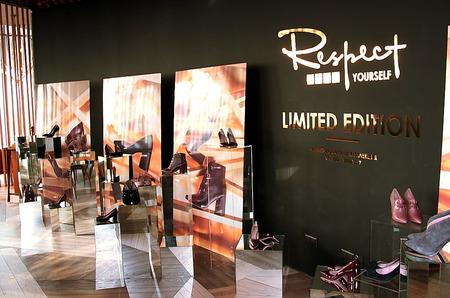 Лимитированная коллекция обуви RESPECT Limited edition.