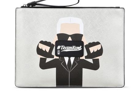 Новая капсульная коллекция Karl Lagerfeld