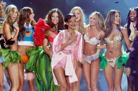 Рианна — новая икона Victoria's Secret