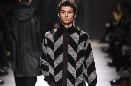Неделя моды в Париже: Hermes. Осень, 2020