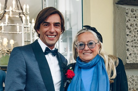 Модная вечеринка: знаменитости в гостях у Yves Delorme
