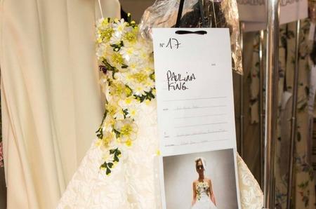 За кулисами шоу: backstage показа Giambattista Valli  Haute Couture осень 2014