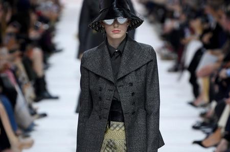 Неделя моды в Париже: Dior. Осень, 2019