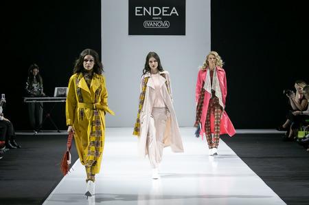 25 октября 2018 на подиуме Moscow Fashion Week состоялся показ коллекции SS  19 ТМ ENDEA. b96974aec37