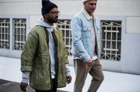 История уличной моды