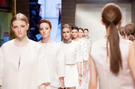 "В ТЦ ""Галерея"" открылась третья Неделя Моды Galeria Fashion Week"