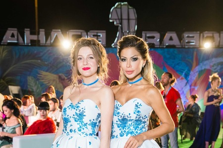Модный бренд Bella Potemkina выступил официальным дизайнером «Новой Волны»