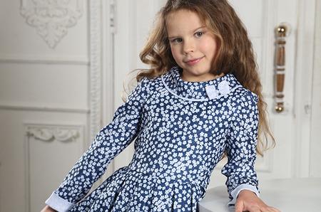 Дочь певицы МакSим примеряет платья модного бренда Alisia Fiori
