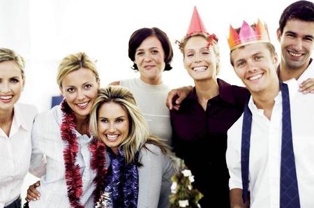 Как Настоящие женщины готовятся к Новогоднему корпоративу?