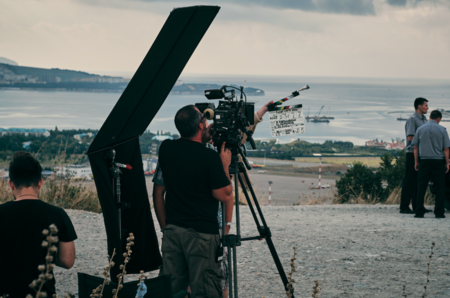 «Киностудия КИТ» завершила съёмки сериала «Курорт цвета хаки»