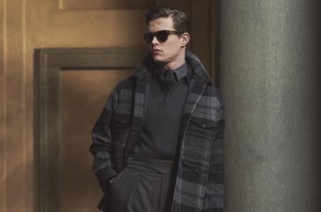 Неделя моды в Милане: Ralph Lauren Purple Label. Осень, 2020