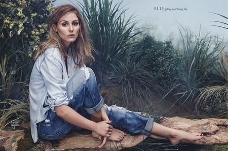 Vogue Wardrobe: 4 минуты в шкафу Оливии Палермо