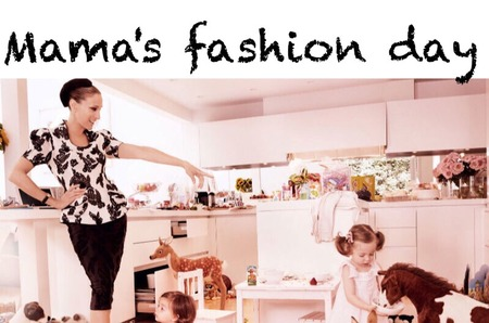 25 мая звезды на семейном празднике Mama's Fashion Day в Ribambelle