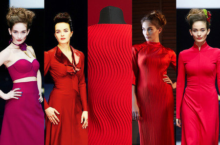 Красное платье: «Жизнь, смерть, страсть, лучший способ покончить с тоской…»