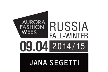 Показ коллекции JANA SEGETTI FW 2014-15