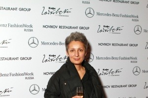 Встреча с дизайнерами Mercedes-Benz Fashion Week Russia