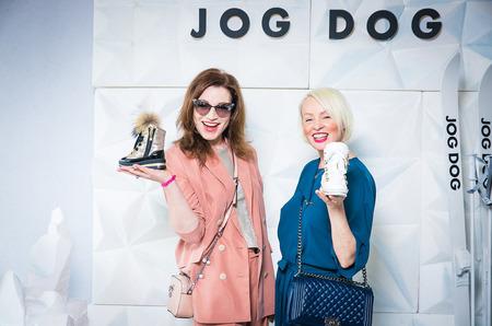 Знаменитости на rooftop party итальянского бренда JOG DOG