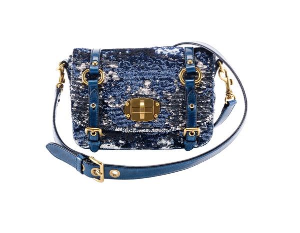 Весняно-літня колекція сумочок від MiuMiu fashion-media.com.ua.